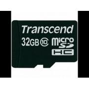 TRANSCEND TS32GUSDC10 Micro SD 32 GB, Class 10