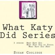 What Katy Did Series by Susan Coolidge