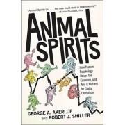 Animal Spirits by George A. Akerlof