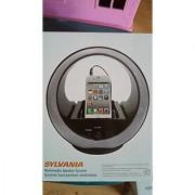 Sylvania Multimedia Speaker System SJI108-B-ASSTPL