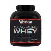 100% Pure Whey Protein Evolution Series Low Carb - 2000g Morango - Atlhetica