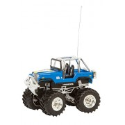 Mini Off-Road Truck [Invento 50008903], Azul, 27 MHz, 1:43 R/C