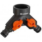 Razvodni ventil dvokanalni GA 00940-27 – Gardena