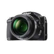 Цифров фотоапарат Nikon с калъф Coolpix L840, 16MP, черен