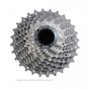 Shimano Dura-Ace CS-9000 Bicycle Cassette - 11 Speed Small Ratio Grey 11-23T