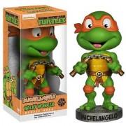 Funko Action Figure Teenage Mutant Ninja Turtles Michelangelo Wacky Wobbler