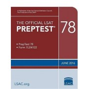 The Official LSAT Preptest 78