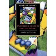 The Cambridge Companion to Twentieth Century English Poetry by Neil Corcoran