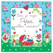 Zou je mijn Peter willen worden?