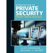 Introduction to Private Security by Cliff Roberson