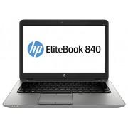 HP EliteBook 840 i5-5300U 14 8GB/256 PC Core i5-5300U, 14.0 FHD AG LED UWVA, UMA, Webcam, 8GB DDR3 RAM, 256GB SSD, AC, BT, 3C Battery, FPR, Win 7 PRO 64 w/Win 8.1 Pro LIC, 3yr Warranty