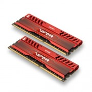 Patriot Memory PV38G160C9KRD Scheda di memoria, 2 x 4 GB