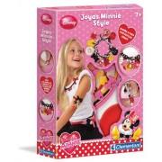 Clementoni - Complementos Florales I Love Minnie 17-65503