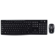 Logitech Wireless Combo MK270 with Keyboard and Mouse (920-004536)