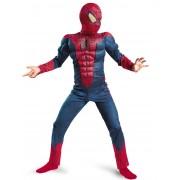 Costum carnaval baieti Spiderman model 1