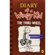Diary of Wimpy Kid The Third Wheel 7(Jeff Kinney)
