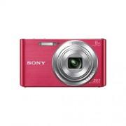 """Fotoaparát SONY DSC-W830P, 20,1Mpx, f/3.3-6.3, 8x zoom, 2.7""""LCD, ružový"""