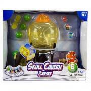 Squinkies Skull Cavern Dispenser Playset