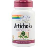 Artichoke - Anghinare 300mg - Solaray Longeviv.ro