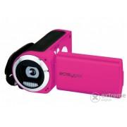 Camera video Easypix DVC5227 P Flash SD, pink