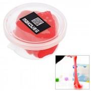 MAIKOU no toxicos de proteccion del medio ambiente DIY educativo suave arcilla juguete de plastilina - rojo
