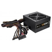 Corsair CP-9020098-WW VS Series VS650 650 Watt Power Supply Unit (Black)
