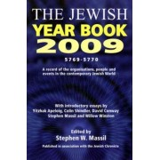 Jewish Year Book 2009 by Stephen W. Massil