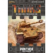 Tanks: German Panther Tank Expansion Board Game