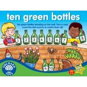 Joc educativ - Zece sticlute verzi - Orchard Toys (072)