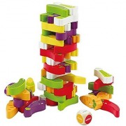 Hape - Early Explorer - Stacking Veggie Wooden Skill Game
