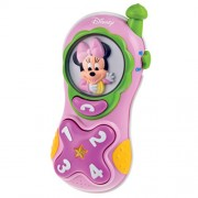 Disney Baby - Baby Minnie Lights and Sounds Mobile Phone