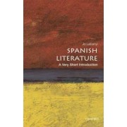 Spanish Literature: A Very Short Introduction by Jo Labayni