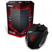 Mouse, MSI Interceptor DS200, Gaming, USB, Black