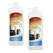 Melitta ANTI CALC vízkőmentesítő folyadék kávéfőzőkhöz 2x250ml
