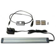 LED pásikové 30cm svietidlo Line externé pohybové čidlo adaptér