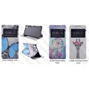 Sony Xperia Z5 Premium (калъф кожен) 'Book Color style'
