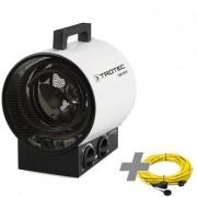 Aeroterma TDS 20 R + cablu profesional de prelungire 20 m / 230 V / 2,5 mm²
