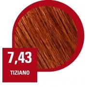 Keramine H crema colorante 7.43 Tiziano