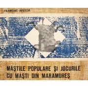 Mastile populare si jocurile cu masti din Maramures