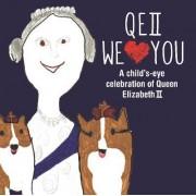 QEII We Love You by Michael O'Mara Books
