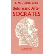 Before and after Socrates by Frances Macdonald Cornford