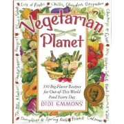 The Vegetarian Planet by Didi Emmons