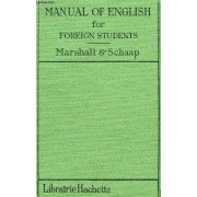 A Manual Of English For Foreign Students