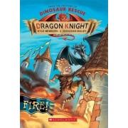 Dragon Knight: #1 Fire! by Kyle Mewburn
