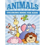 Animals Coloring Books for Kids by MR Sky Ice Johan