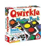 Schmidt Spiele 49309 Qwirkle Mega Pack - Juego de mesa, multicolor (idioma español no garantizado)