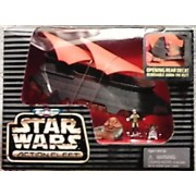 Micro Machines Star Wars Action Fleet Jabba's Sail Barge Set