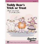 Teddy Bear's Trick or Treat by Gayle Kowalchyk