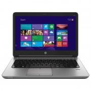 Laptop HP ProBook 640 G1 14 inch HD+ Intel i5-4210M 4GB DDR3 128GB SSD Windows 8 Pro downgrade la Windows 7 Pro