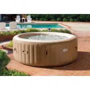 Intex Inflatable PureSpa Bubble Hot Tub - 6 Person
